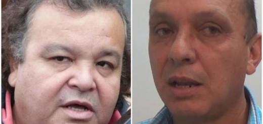 Blas Enrique Paniagua y Miguel Dominguez