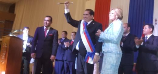 Edgar Lopez nuevo gobernador del departamento de Concepción