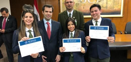 Los estudiantes del Colegio Campo Verde una vez más lograron destacarse