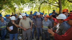 Permanentes reuniones y análisis de la situación laboral