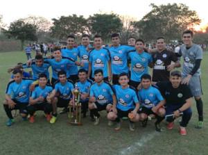 Santo Domingo Campeón de la Liga Beleana
