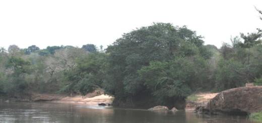 El uniformado desapareció en aguas del río ypane