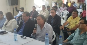 El empresario José Ortiz
