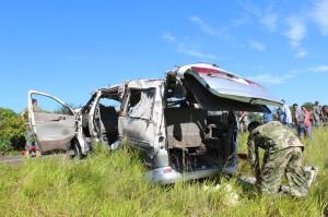 El fatal accidente se cobró la vida del conductor