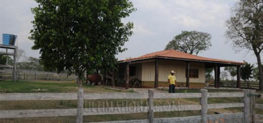 Las tierras son ocupadas agricultores y ganaderos