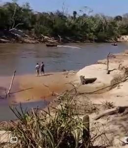 Tras una intensa búsqueda hallaron el cuerpo