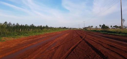 Existe mucha esperanza en los pobladores por el mejoramiento del tramo