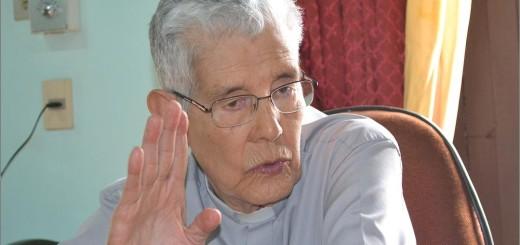 El monseñor Zacarías Ortiz