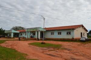 hospital distrital de Horqueta