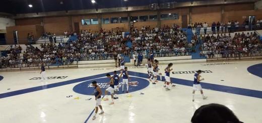 En el Polideportivo municipal de Concepción se jugará el partido