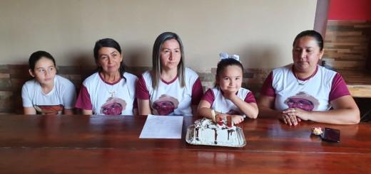 La familia recuerda que don Félix festejaba su cumpleaños con sus personales
